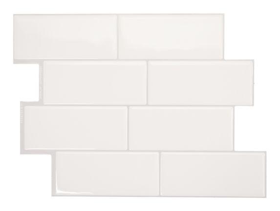 Smart Tiles Peel & Stick Tiles, Campagnola Product image
