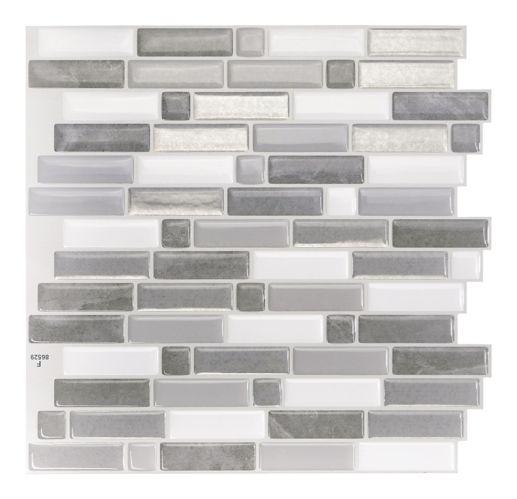 Carreaux à peler et coller Smart Tiles, Crescendo Agati Image de l'article