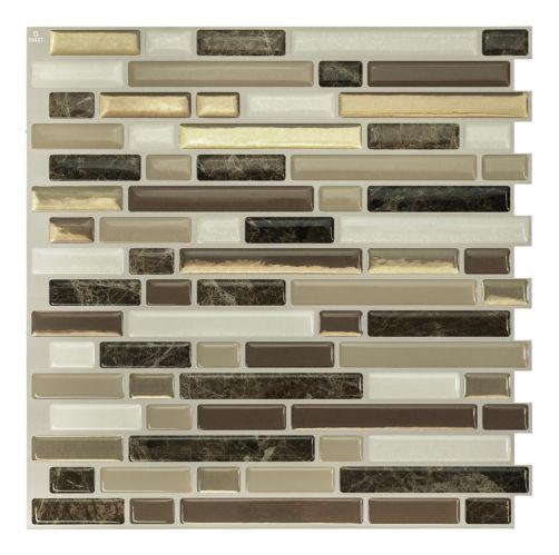 Carreaux à peler et coller Smart Tiles, Bellagio Nola Image de l'article