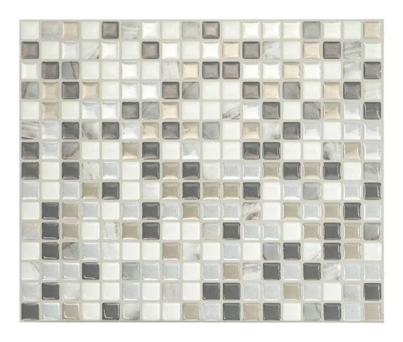 Carreaux à peler et coller Smart Tiles, Minimo Noche Image de l'article