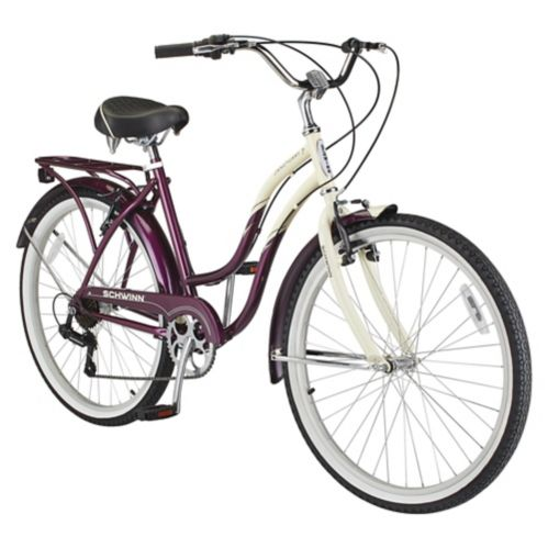Schwinn Women's Sanctuary7 Cruiser Bike, 26-in Product image