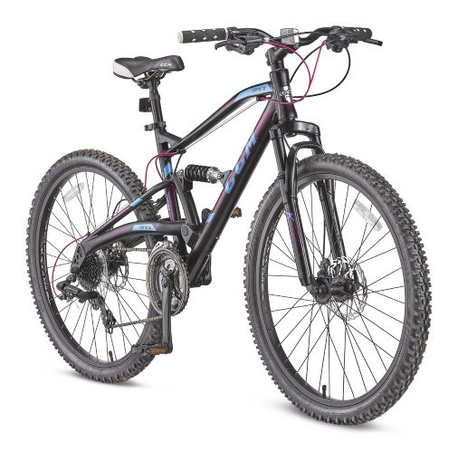 CCM Apex Women's Dual Suspension Mountain Bike, 26-in Product image
