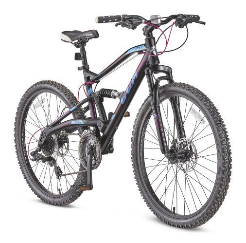 Vélo de montagne CCM Apex, double suspension, femmes, 26 po Image de l'article