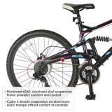 Vélo de montagne CCM Apex, double suspension, femmes, 26 po | CCM Cycling Productsnull