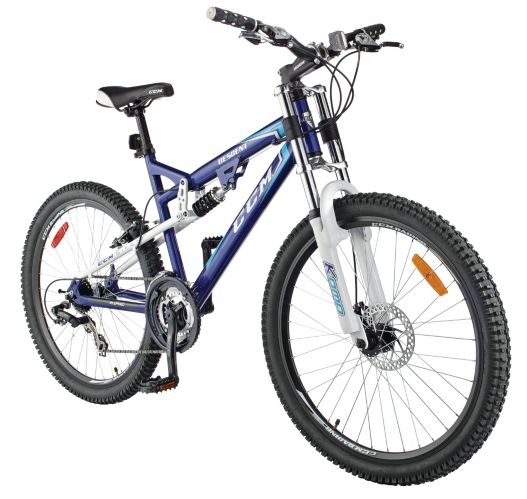 CCM Descent Full Suspension Mountain Bike, 26-in Product image