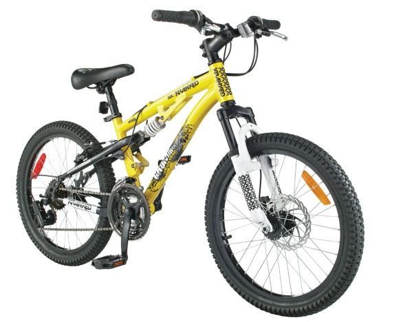 Kranked Gromm DS Bike, 20-in Product image
