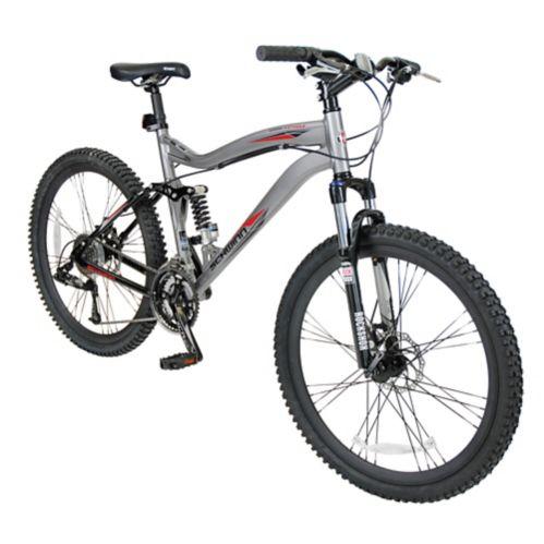 Schwinn Graft Pro 27 Full Suspension Mountain Bike, 26-in Product image