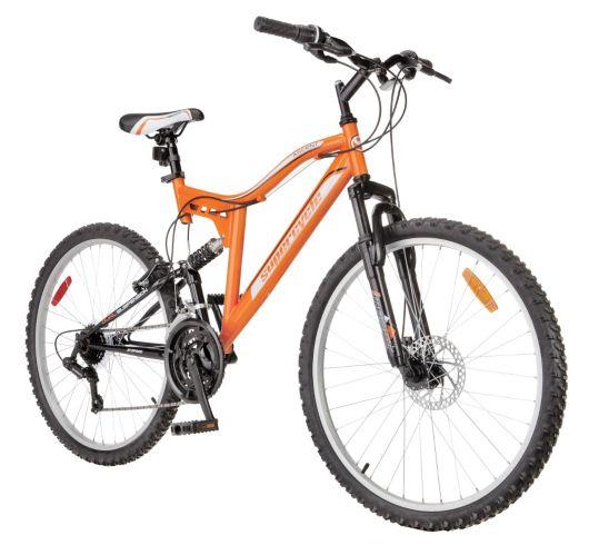 Vélo de montagne Supercycle Ascent, suspension intégrale, 26 po Image de l'article