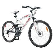 Vélo de montagne CCM Alpine, suspension intégrale, 26 po
