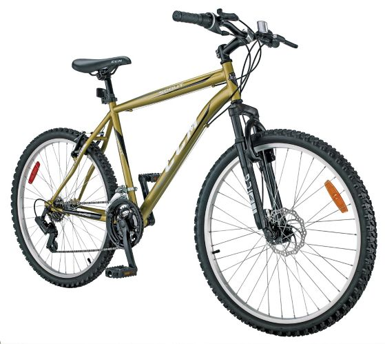 CCM Scout Mountain Bike, 19-in Product image