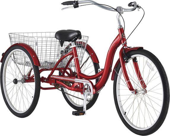 Schwinn Meridian Adult Comfort Trike, 26-in Product image