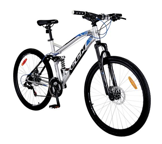 CCM DS-650 Dual Suspension Mountain Bike, 27.5-in Product image