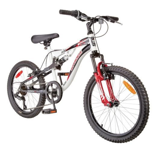 Supercycle Jumpstart Full Suspension Mountain Bike, 20-in Product image