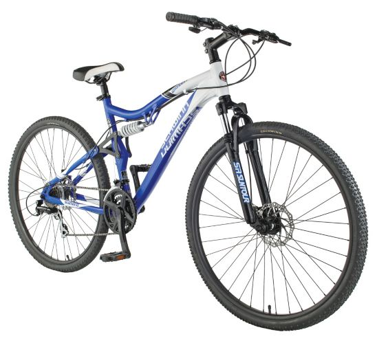 Vélo de montagne Schwinn 6.2 Grande à suspension intégrale, 29 po