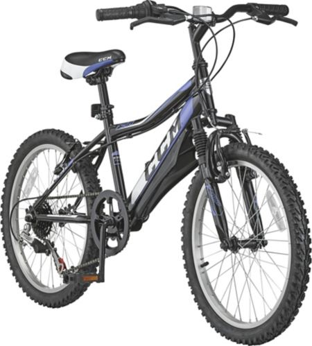 CCM FS 2.0 Youth Bike, Purple, 20-in Product image