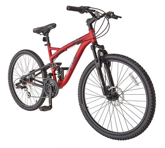 Vélo de montagne Schwinn Teslin 2.4 à suspension intégrale pour hommes, 26 po Image de l'article