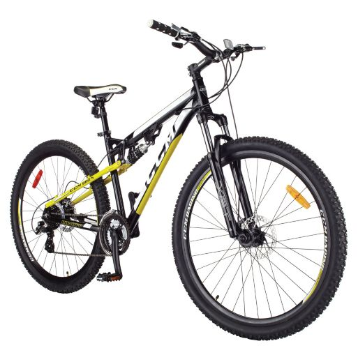 CCM Runoff Full Suspension Mountain Bike, 29-in