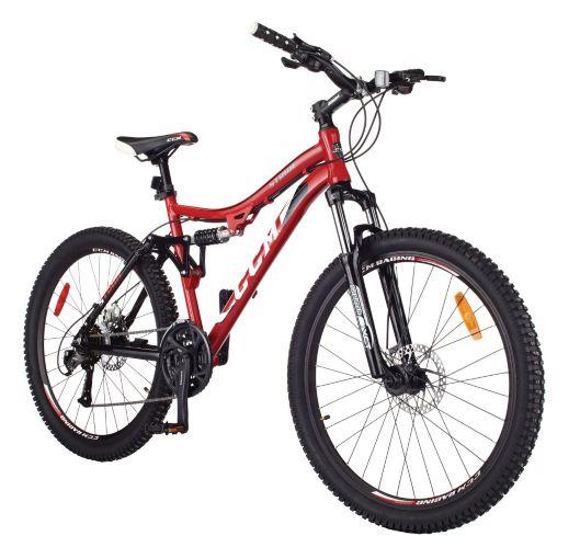 Vélo tout-terrain à suspension intégrale CCM Stride, 26 po Image de l'article