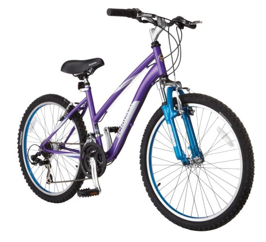 Vélo de montagne Schwinn Suspend, filles, 24 po Image de l'article