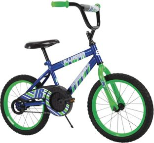 Supercycle Illusion Kids' Bike, Red, 16-in