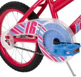 Vélo Supercycle Illusion pour enfants, bleu / rose, 16 po | Supercyclenull