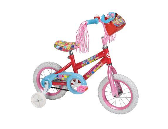 Supercycle 2 Cute Kids' Bike, 12-in