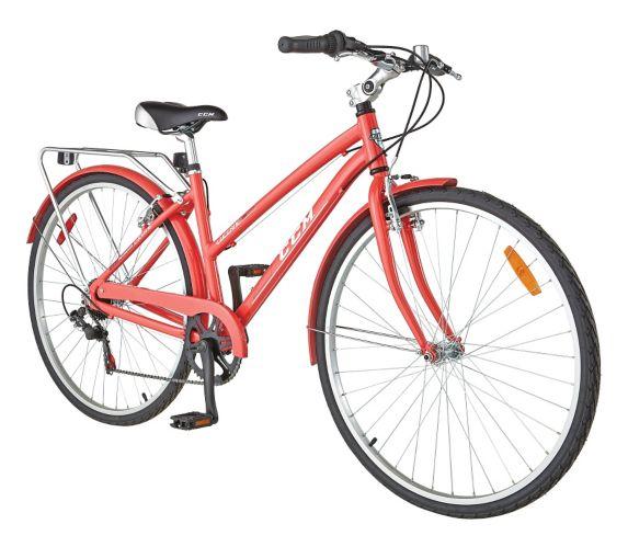 Vélo confortable CCM Lucerne, dames, pneus 700C Image de l'article