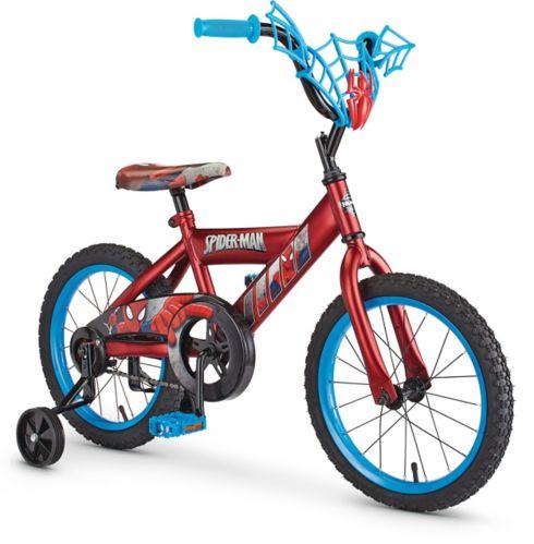 Marvel Spider-Man Kids' Bike, 16-in