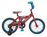 Vélo Marvel Spider-Man pour enfants, 16 po | Spidermannull