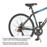 CCM Krossport Men's Hybrid Bike, 700C | CCM Cycling Products | Canadian Tire