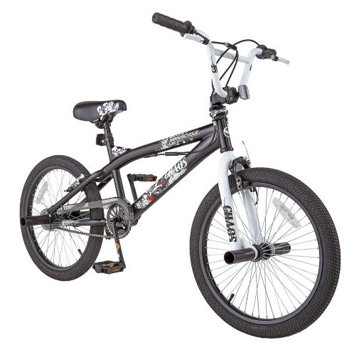 Supercycle Chaos Trouble BMX Bike, 20-in Product image