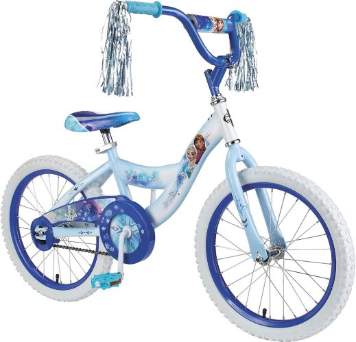 Vélo Disney La Reine des neiges, enfants, 18 po Image de l'article