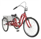Tricycle Schwinn Signature Series Town & Country, 26 po | Schwinn Signature Seriesnull