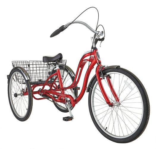Schwinn Signature Series Town & Country Trike, 26-in Product image