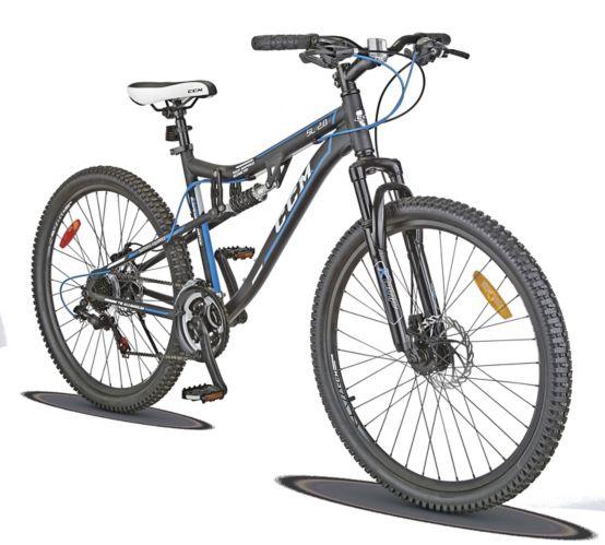 Vélo de montagne CCM SL 2.0, double suspension, 26 po Image de l'article