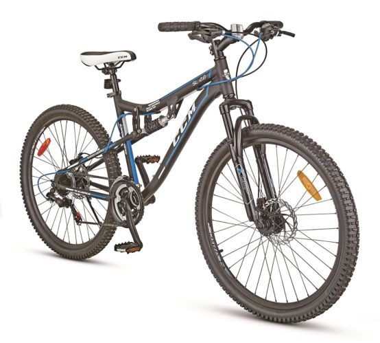 CCM SL 2.0 Dual Suspension Mountain Bike, 19-in Frame, 26-in Product image