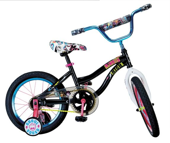 Monster High Kids' Bike, 16-in Product image