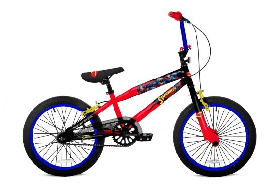 Superman Kids Bike, 18-in Product image