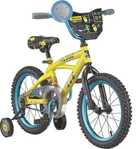 Vélo Minions pour enfants, 16 po Image de l'article
