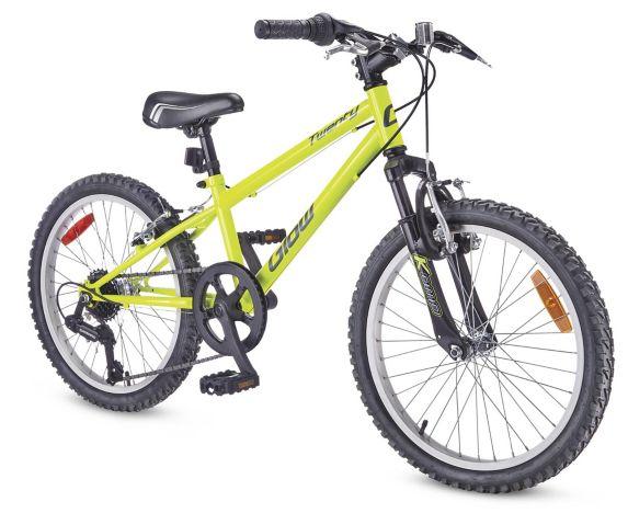 Vélo phosphorescent, jeunes, 20 po