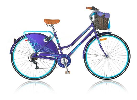 Vélo confortable Everyday Queen St., pneus 700c Image de l'article