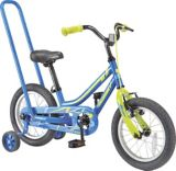 Supercycle Kickstart Kids' Bike, Blue, 14-in | Supercyclenull