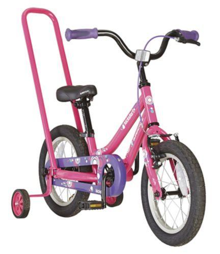 Vélo Supercycle Kickstart, enfants, rose, 14 po Image de l'article