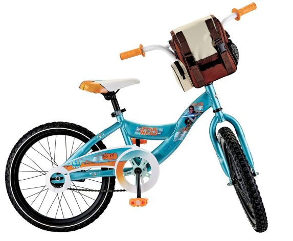 Star Wars Rey Kids' Bike, 18-in
