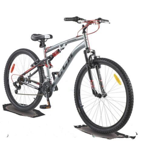 Vélo de montagne CCM Savage, double suspension, 27,5 po