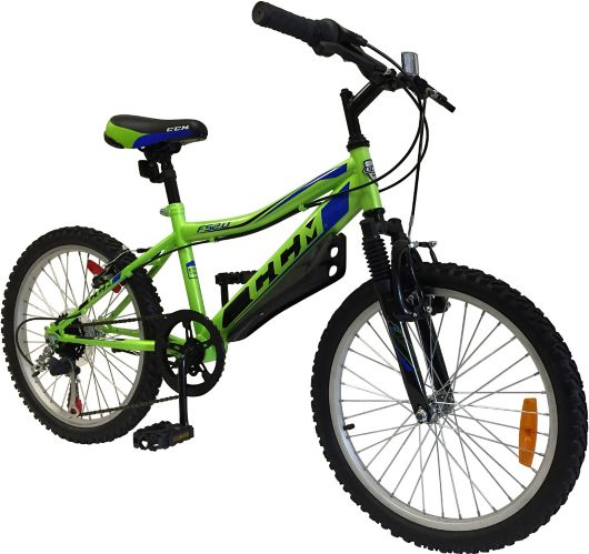 CCM FS 2.0 Youth Bike, Green, 20-in Product image
