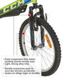 CCM FS 2.0 Youth Bike, Green, 20-in | CCM Cycling Productsnull