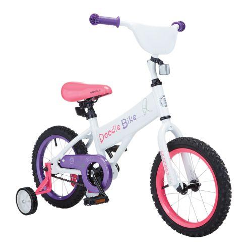 Vélo Supercycle Doodle, enfants, 14 po, rose Image de l'article