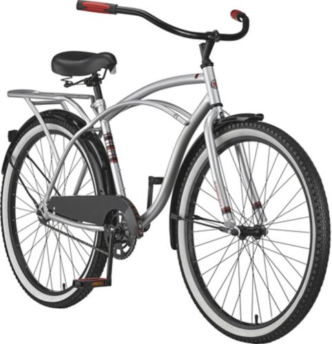 Supercycle Classic Cruiser Men's Comfort Bike, 26-in Product image