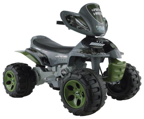 Army Quad 12 Volt ATV Ride On Product image